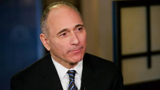 Joseph Jimenez, CEO of Novartis.