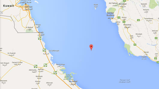 Two U.S. Navy boats and crews have been detained by Iranian forces near Farsi Island in the Persian Gulf.