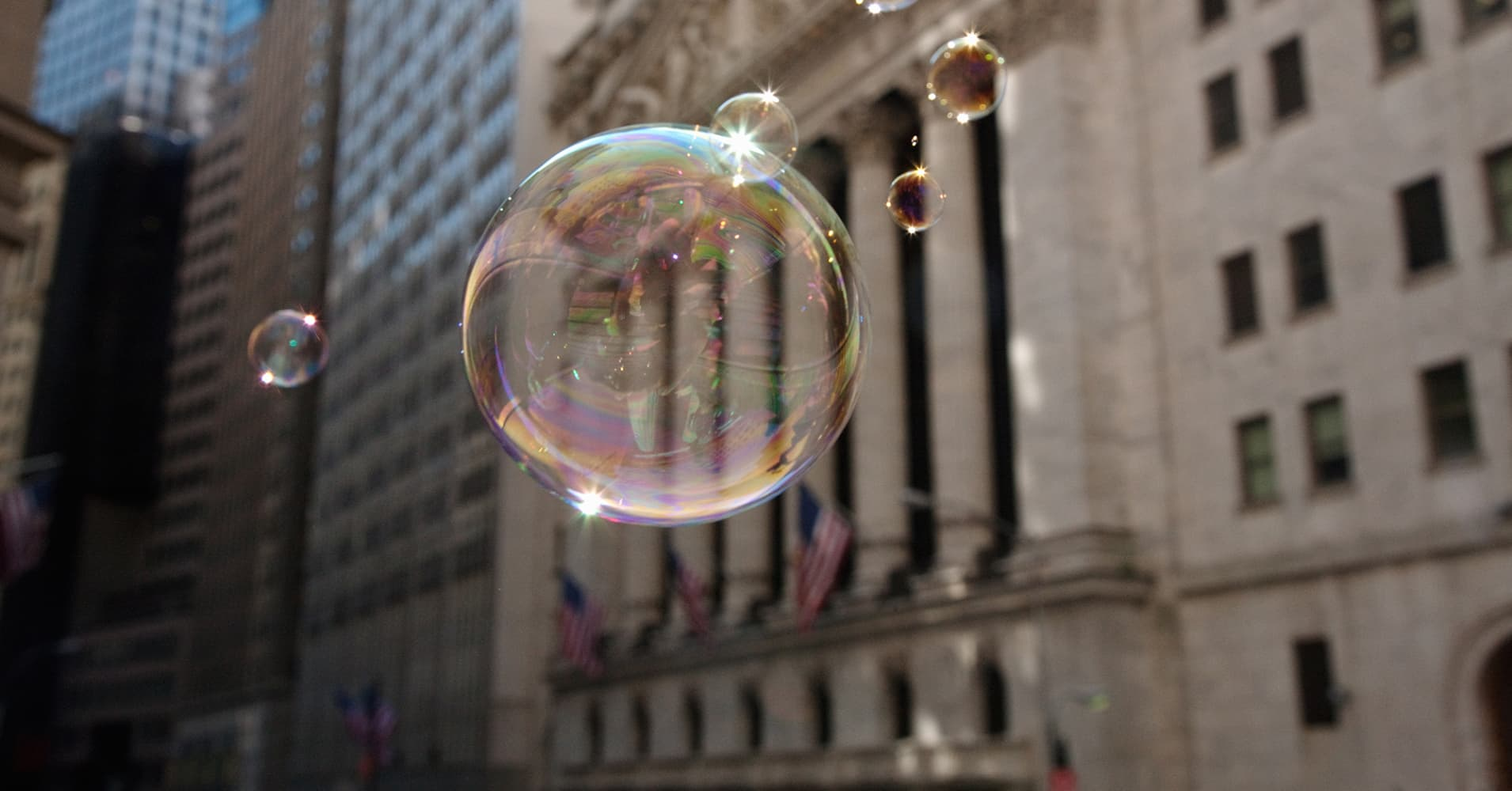 'Speculative frenzy': Tech stocks haven't done this since the dotcom bubble