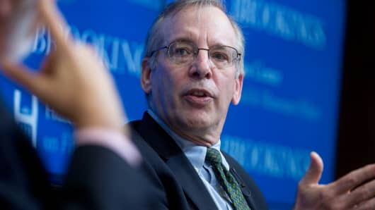 William Dudley of the Federal Reserve Bank of New York.