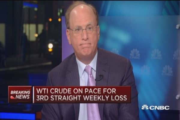 BlackRock CEO: ETFs provide liquidity