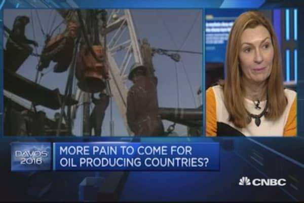 Oil price falls are a benefit: CIO