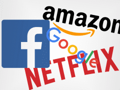 Facebook Amazon Netflix Google FANG