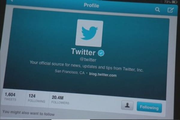 Twitter faces an outage on web and mobile