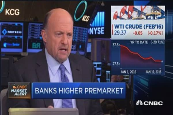 Cramer: This rally is based on nothing