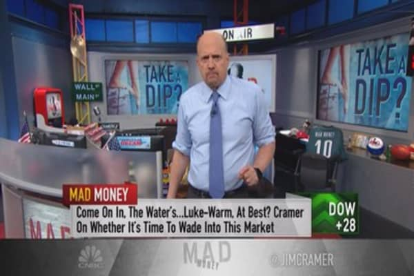 Cramer: Your only hope for this treacherous market