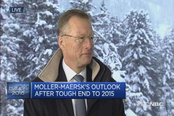 We are in the middle of an oil supply shock: CEO
