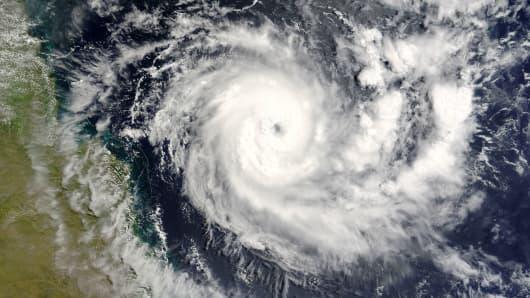 Storm hurricane