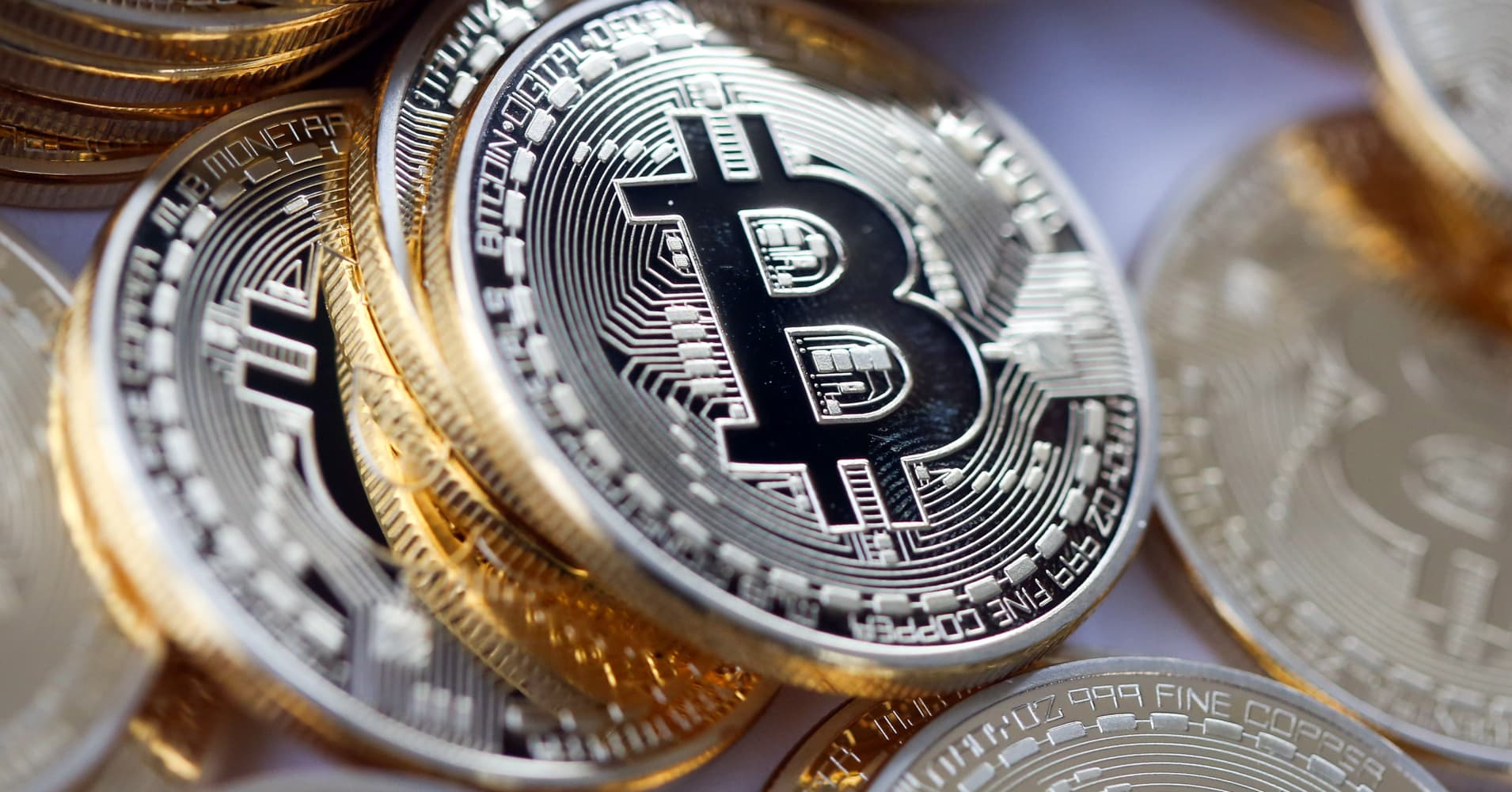 Bitcoin hits $1600 for the first time and one investor says it could rally to $4000 in a few months - CNBC