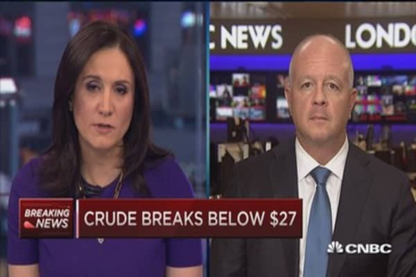 Oil prices could head to the teens: Pro