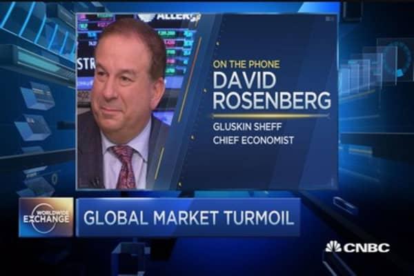 Markets responding to rising risk: Economist