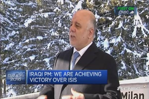 'Daesh was only done through Turkey': Iraq PM