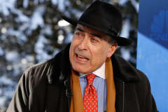 Muhtar Kent, chairman and CEO of Coca Cola at the 2016 World Economic Forum in Davos, Switzerland.