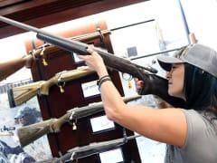Guns SHOT show