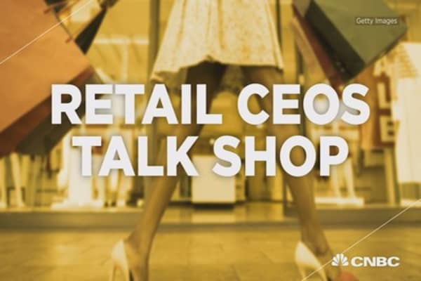 Retail execs talk shop: Is the consumer spending?