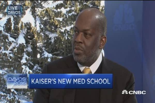 Medical schools of the future