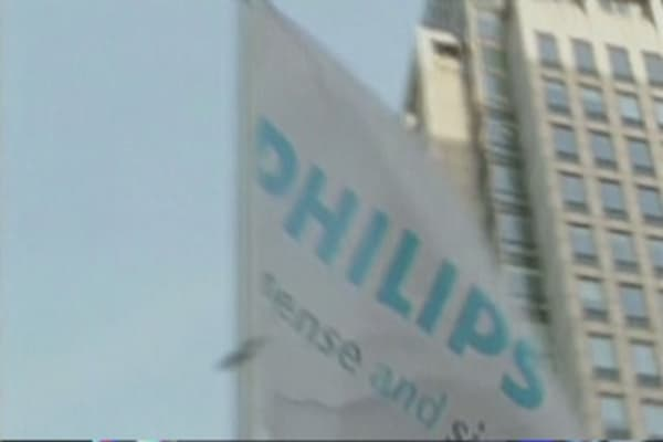 Philips' $3.3B sale of Lumileds fails
