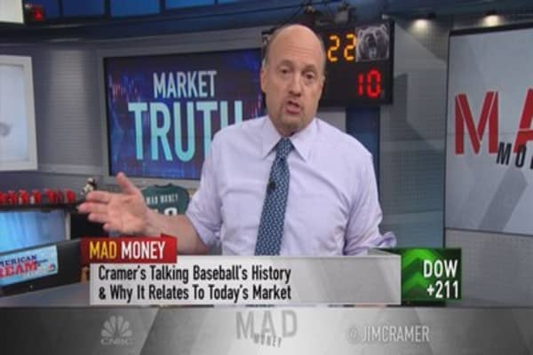 Cramer: Our situation is worse, despite the rally