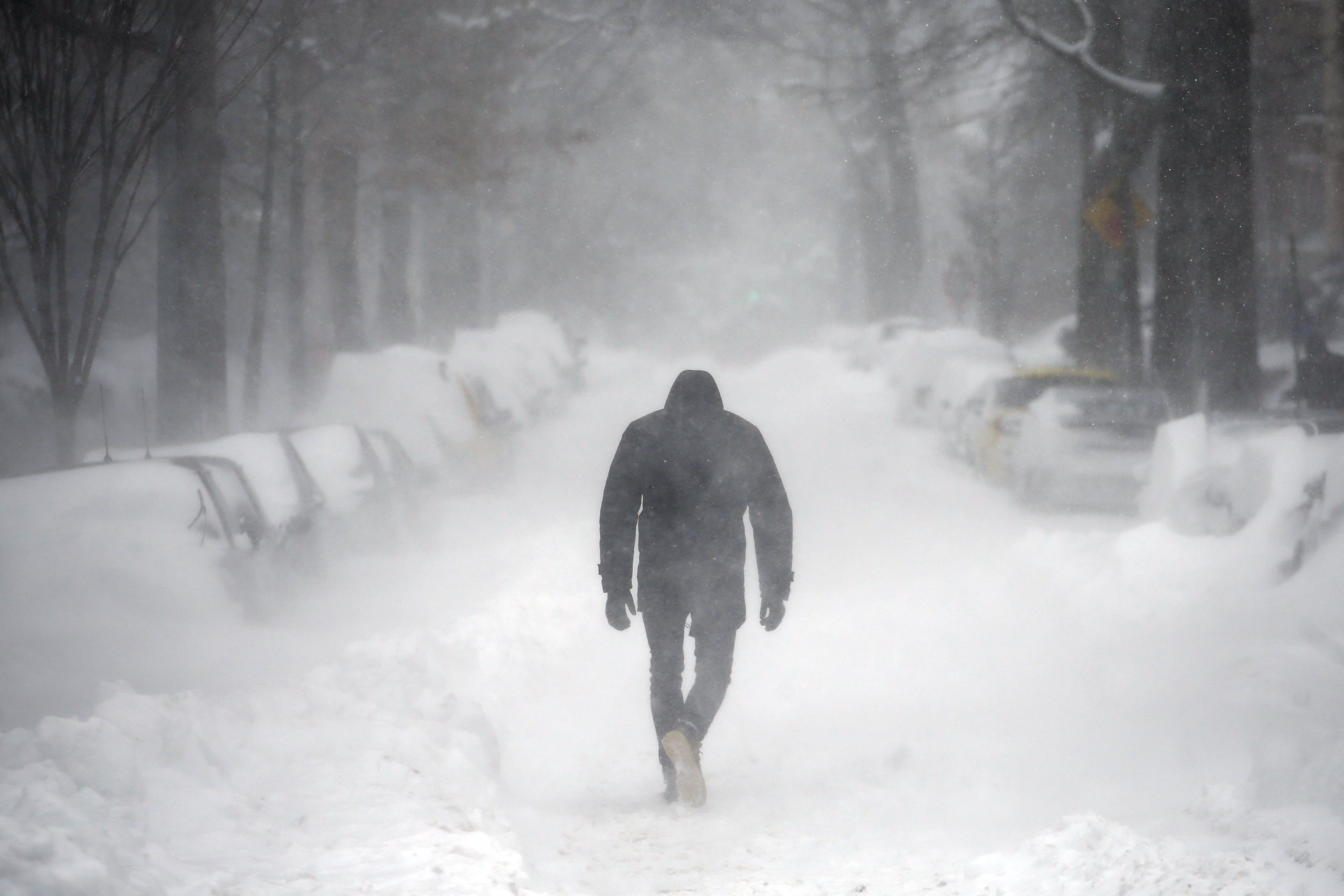 noreaster big winter storm affects corporate earnings