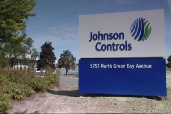 Johnson Controls eyes deal with Tyco