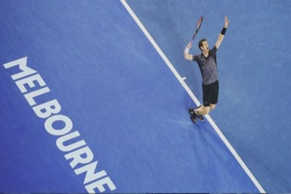 Betting site heightens match-fixing suspicions at Australian Open