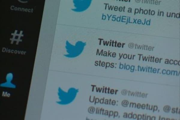 Big Twitter exec departures