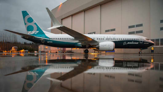 737 Max Hero Boeing