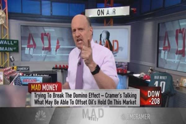 Cramer: McDonald's turnaround just getting started