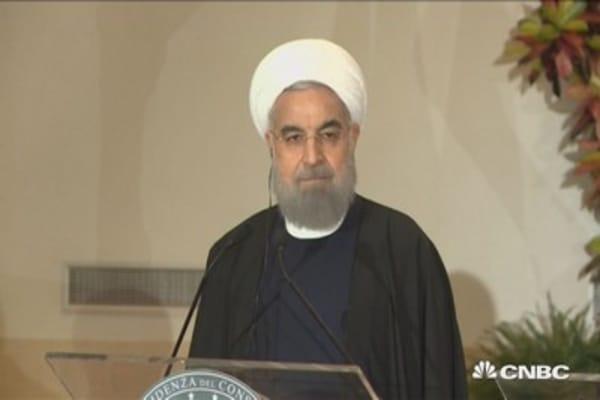 Iran's charm offensive