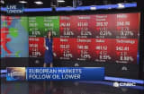 Europe markets lower ahead of Fed