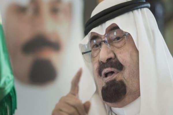 Saudi Arabia's King Abdullah authorized payment to Malaysian Prime Minister
