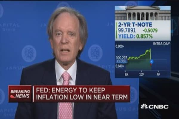 Bill Gross: Investors are getting their pockets picked