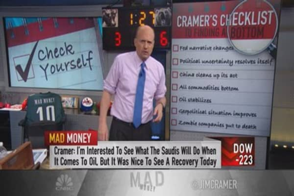 Cramer: The Fed will be proven wrong