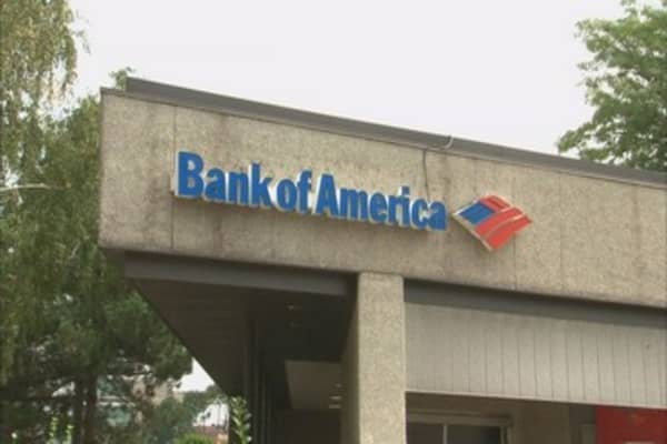 Bank of America entering the cardless ATM competition