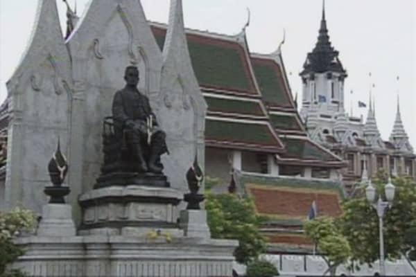 Help Please! Have Jobs In Thailand Increased Because Of Tourism ?