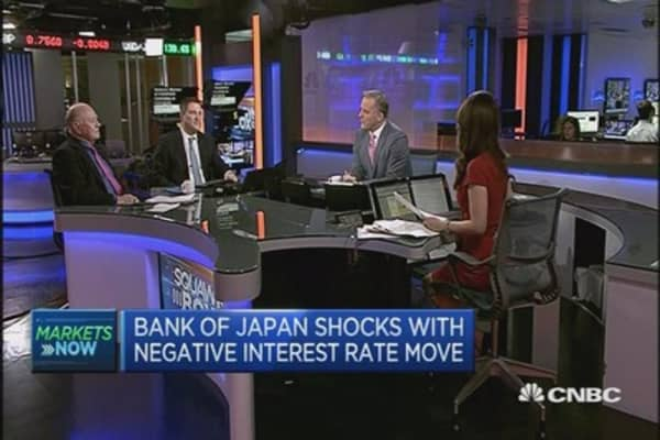 Low rates are negative for Japan: Faber