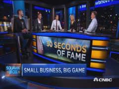 Small biz wins free Super Bowl ad spot