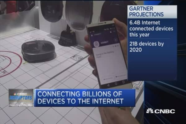 Internet of things next big disruptor