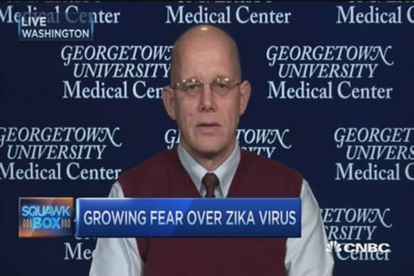 How  the Zika virus spreads: Expert