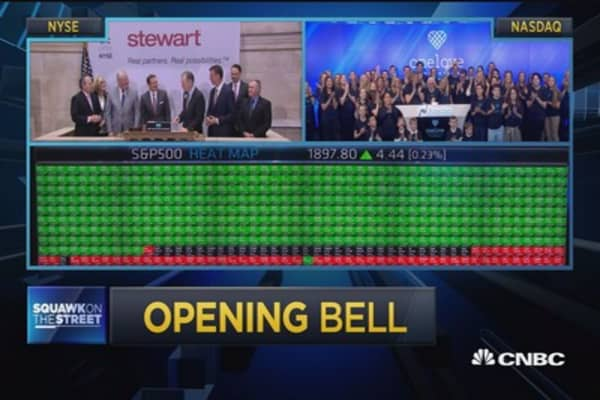Eyes on Chevron as markets open for trading