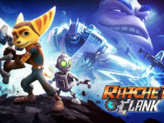 Racthet and Clank by Insomiac Games.