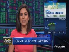 Consol Energy pops
