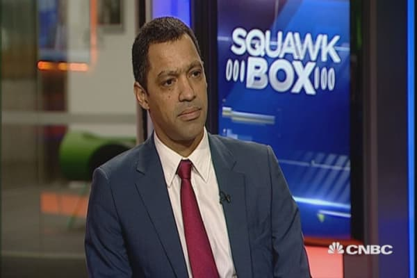 It's time to be a contrarian investor: Amundi's Bradshaw