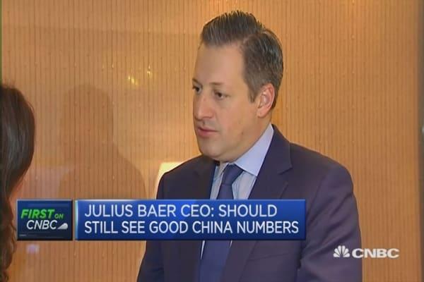 Pessimistic on Asian markets: CEO