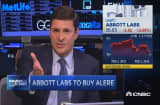 Faber Report: Abbott Labs to buy Alere
