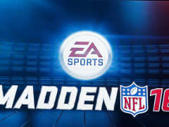 Madden NFL 16 by EA Sports.