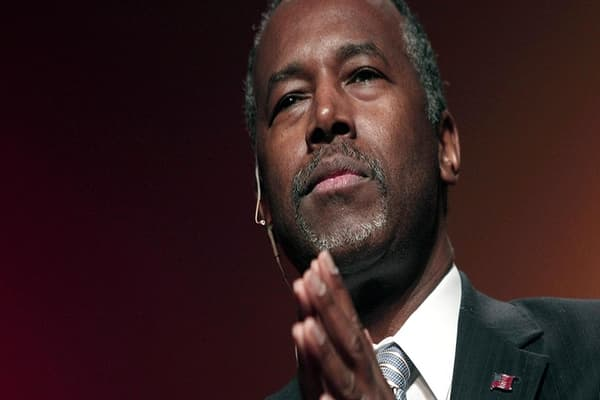 Ben Carson: Here's my tax plan for the first 100 days...