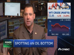 Get bullish on oil at $25: Pro