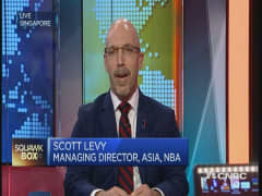 NBA's expansion into asia