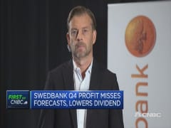 Swedbank reports 4th quarter earnings